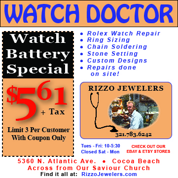Watch Battery Special Coupon
